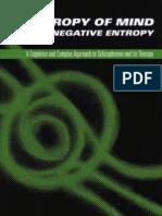 Karnac - Entropy of Mind and Negative Entropy - About Schizophrenia (2008)