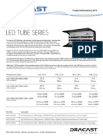 Dracast Ledt1000 Tube Series Info Sheet