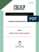 Anuario de Jurisprudencia 2014 - Tomo 2 (LA PAMPA)