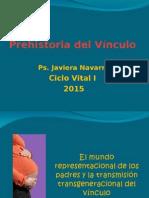 Prehistoria_del_Vínculo_Capacidades_Sociales_de_los_Bebés__Interacciones_Tempranas.ppt