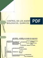 Inmuno Control de Agentes