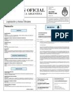 Boletin Oficial 04-03-10 - Primera Seccion
