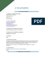 Planificador de Proyectos TITA 2015