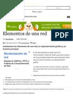 Elementos de Una Red