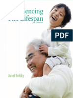 Experiencing the Lifespan - Janet Belsky
