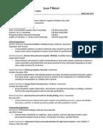 julia boldy- dicas resume pdf