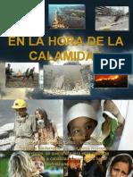 ¡Paz en las Calamidades!