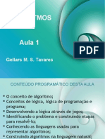 Aula_01 - Algoritmos