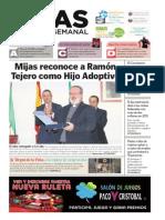 Mijas Semanal Nº650 Del 4 al 10 de septiembre de 2015