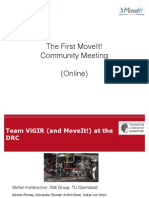 moveit  community meeting part 2 of 2