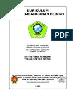 Kurikulum TSM SMK Pembangunan Dlingo