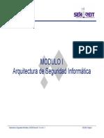 Arquitectura de Seguridad Informatica