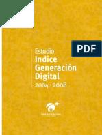 Índice de Generación Digital