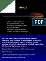 Fisiopatologia - Shock