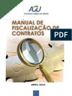 Manual de Fiscalizacao de Contratos Da Agu
