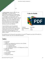 Cubo de Rubik – Wikipédia, A Enciclopédia Livre