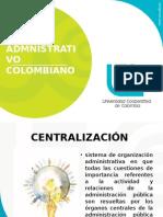 Derecho Admnistrativo Colombiano 2