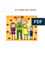 Derecho a Tener Una Fa Familia