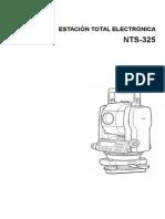 Manual de operacion NTS-325.doc