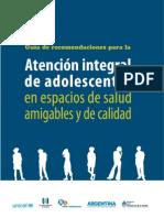 2012 Guía Clinica Sap Unicef