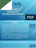 Metodologia de La Investigacion Criminologica