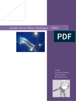 Guide Fibre Optique 2001