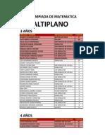 Altiplano 2014total