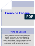 51158776 Freno de Escape