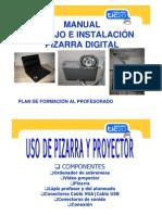 Manual Instalacion Pizarra Digital