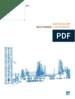 Empresas y Sectores de Actividad INE Uruguay 2015