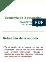 Economia de la Educacion.ppt