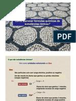 PP - Fórmulas químicas substâncias iónicas e equações químicas [Modo de Compatibilidade]