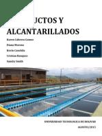 2 Taller de Acueductos y Alcantarillados