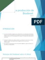 Practica Producción de Biodiesel
