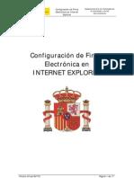 Configuracion Firma Electronica Internet Explorer