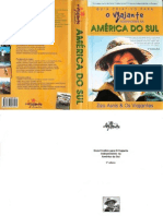 Guia Viajante America Do Sul, viajem, turismo