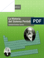 La Historia Del Sistema Periódico