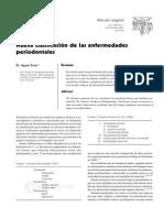 Ef.periodontal Clasificacion