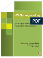 Cómo Crear Una Cuenta survey monkey