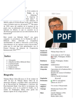 Bill Gates - Wikipedia, La Enciclopedia Libre