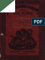 ANDERSEN- Los Zapatos Colorados