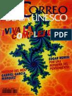 Rev UNESCO Viva La Complejidad E Morin