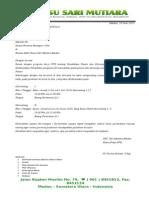 Surat Pendidikan Pasien Dan Keluarga