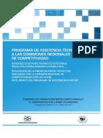 Propuesta Priorización de Proyectos CRC Sucre