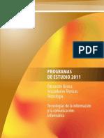 Programa de Informatica 2011