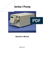 Manual Pump Serie 1