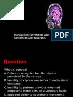 Cerebro Vascular Accident