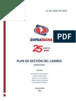 Plan de Gestión de Cambio Zofratacna-operaciones