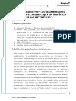 Proyecto Educativo Silvia Alfaro