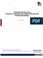 Outsourced Services Trends